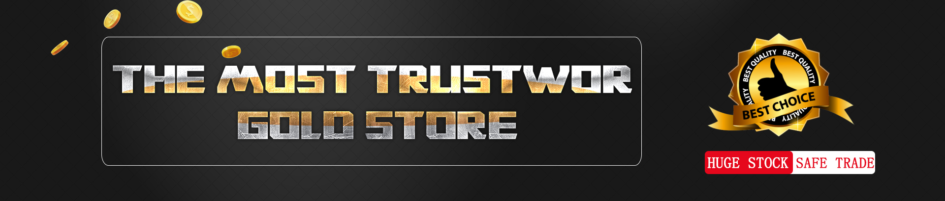 The Most Trust worthy Gold Store
