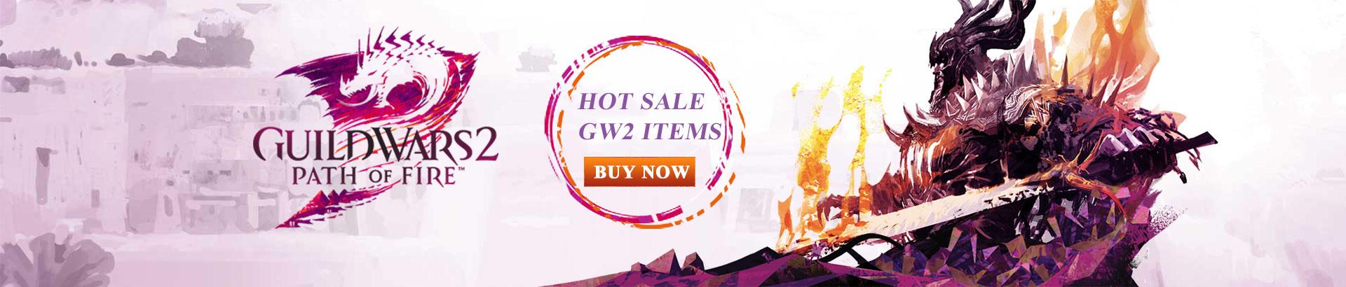 Buy Guild Wars 2 Gold